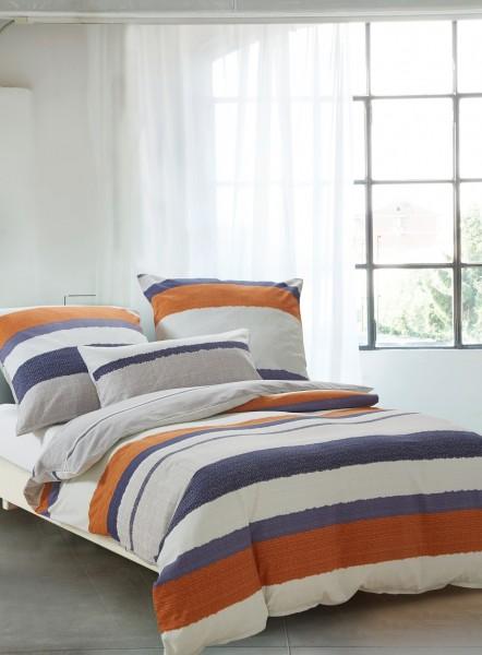 Sternenzelt Bettwäsche Mit Modernen Breiten Und Schmalen