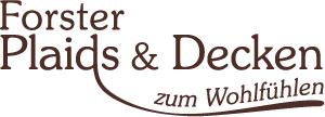 Forster Plaids & Decken