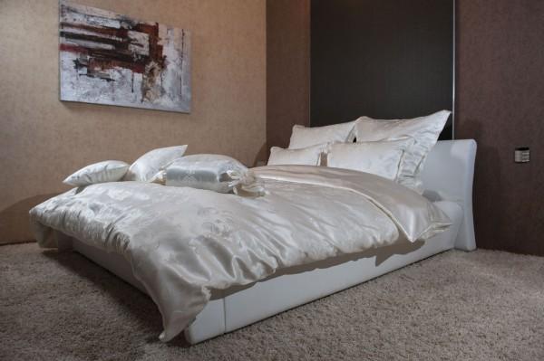 Seidenweber Collection Bettbezug SIENNA, Seide