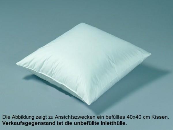 Sofakissen Kleinkissen Hülle / Inlett zum Selbstbefüllen, Farbe: 01 weiß