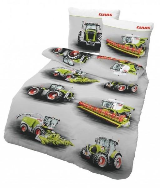 Claas Renforcé Kinder- und Jugend Bettwäsche Landmaschinen